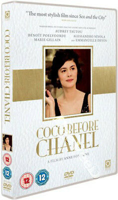 Coco Before Chanel NEW PAL Arthouse DVD A. Tautou