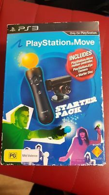 Playstation Ps3 move Starter Pack
