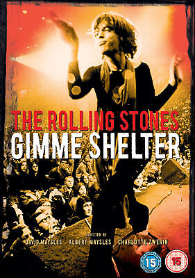 The Rolling Stones: Gimme Shelter (1970) (DVD) (C-15)