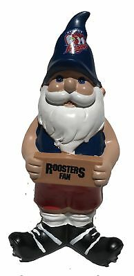 Sydney Roosters NRL Garden Roosters Fan Gnome 2017 Edition