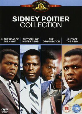 Sidney Poitier Collection (DVD)