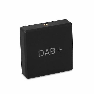 DAB+ Digital Radio Box with Amplified Antenna Amplified Kit for Car Stereo