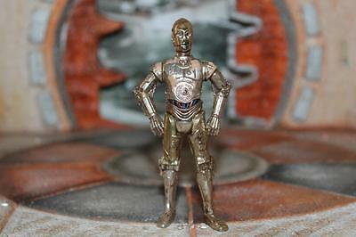 C-3PO  Removable Arm Star Wars Power Of The Force 2 1999