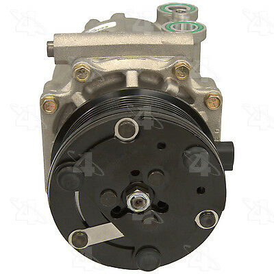 Four Seasons 78542 New Compressor And Clutch