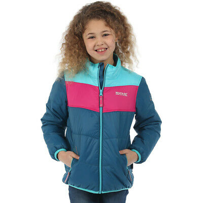 Regatta Icebound II Kids Lightweight Water Repellent Jacket
