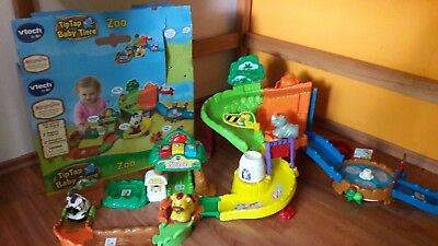 Vtech tip tap Zoo+ 3 Tiere