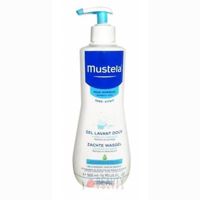 Mustela Gentle Cleansing Gel for Baby and Child 500ml