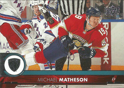 Michael Matheson #83 - 2017-18 Series 1 - Base