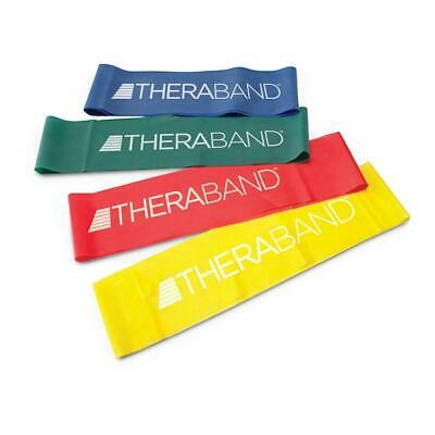 Thera-Band Übungsband Fitness Gymnastik Physio Reha Sport Naturlatex 2,50 m