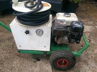 Brendon pressure washer / Drain jetter honda engine