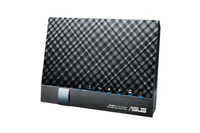ASUS AC1200 Dual Band VDSL/ADSL Wireless Modem Router (DSL-AC56U)