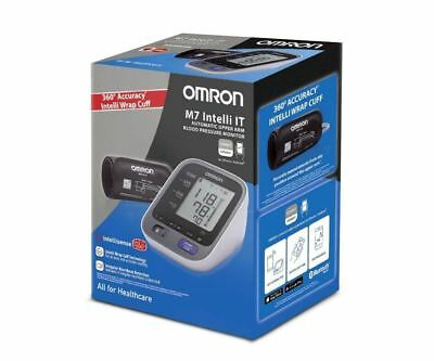 OMRON M7 Intelli IT Automatic Upper Arm Blood Pressure Monitor