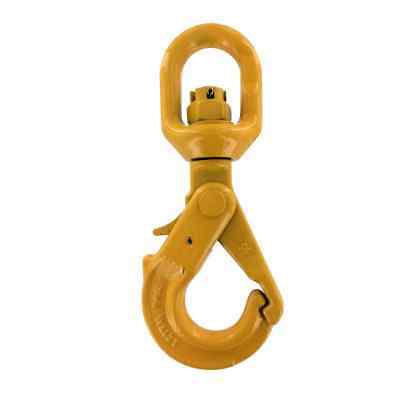 16mm Eye Self Locking Swivel Hook