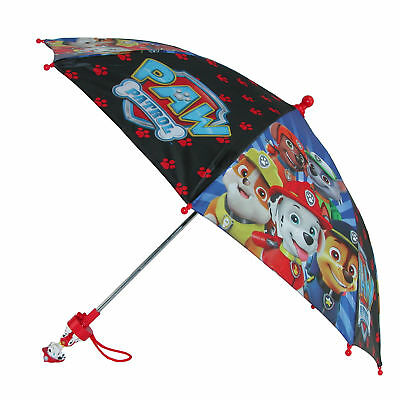 New Nickelodeon Kid's Paw Patrol Umbrella with Character Handle