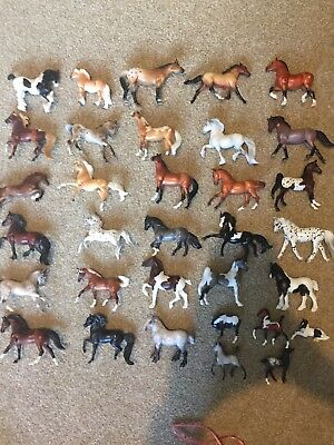 Breyer Stablemates Bodies Foals Horses Pony Lot of 33