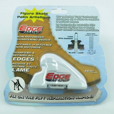 Edge Again Figure Ice Skate Sharpener Sharpening Tool EA-4MF