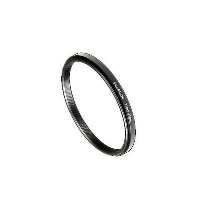 Fotodiox Metal Step Down Ring Filter Adapter Anodized Black Aluminum 77mm-72m...