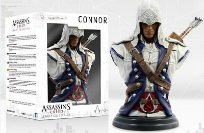 Assassin´s Creed Legacy Collection >> CONNOR KENWAY << Büste / Bust / Figur 19cm