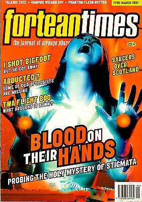 Fortean Times Magazine Issue 96 March 1997