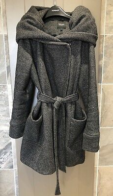 New Look Winter Maternity Coat Size 12