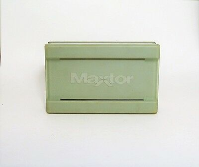 External Hard Drive Maxtor One Touch Lii  500Gb Usb 2.0  3.5 Home Or Office