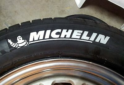 Tyre Custom Paint Pen Lettering - White