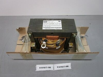 Marelco Transformer M-18644 Choke 60hz ImH 60 ADC Continuous 120 ADC Peak New