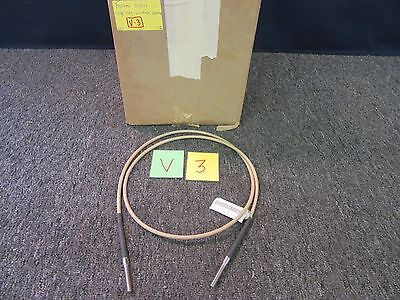 Foster-Miller 5' Single Leg Wire Rope 0903232022 Rigging Military Mrap Tool New