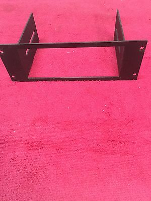 Jotto Desk Console Bracket For Federal Signal Sw300 Switch Box Part # 425-6077