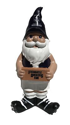 Fremantle Dockers AFL Garden Christmas Gnome 2017 Edition