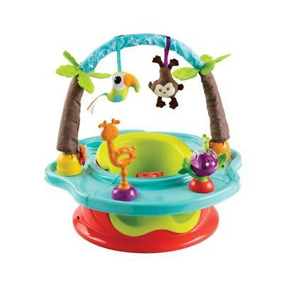 Summer Infant Deluxe SuperSeat - Wild Safari