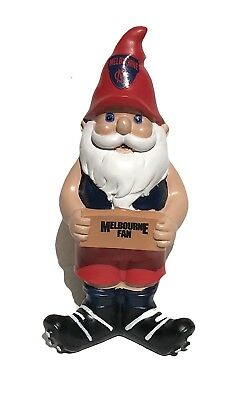 Melbourne Demons AFL Garden Christmas Gnome 2017 Edition