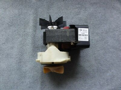 Genuine Fisher and Paykel Drain Pump: To Suit All Smart Drives 420324P