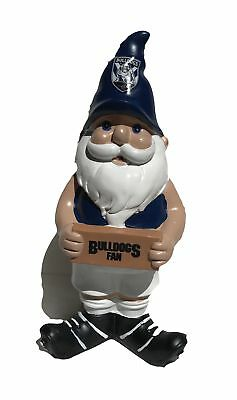 Canterbury Bulldogs NRL Garden Bulldogs Fan Gnome 2017 Edition