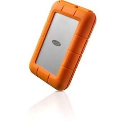 NEW LACIE 4TB Rugged USB-C Portable Drive (STFR4000800) from BuyMac Australia