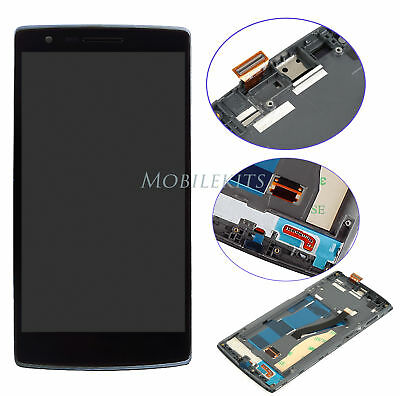 For Oneplus One 1+A0001 LCD Screen Display+Digitizer Touch Glass+Frame Assembly
