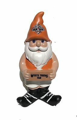 Wests Tigers NRL Garden Fan Gnome 2017 Edition