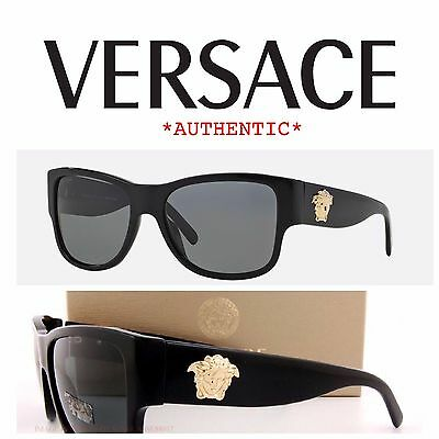26e947812b789 Men s Women Authentic Versace Sunglasses Full Size Shades VE 4275 Quality  Made