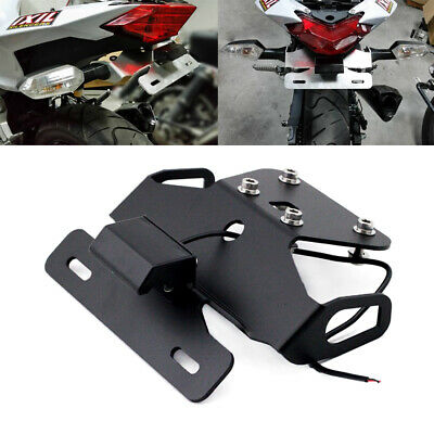 Fender Eliminator License Plate Holder For Kawasaki Ninja 250/300R Z250 Z300