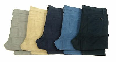 Mens Ex M&S Moleskin Regular Straight fit Jeans, **SECONDS** RRP £35 MS28