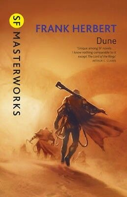NEW Dune by Frank Herbert BOOK (Hardback) Free P&H
