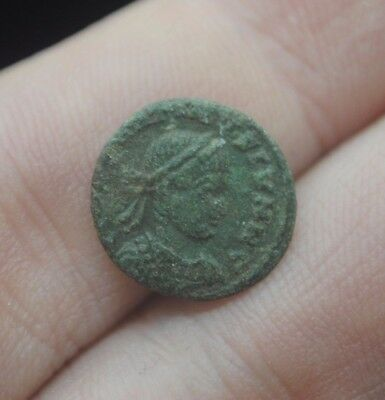 Unresearched Roman coin.