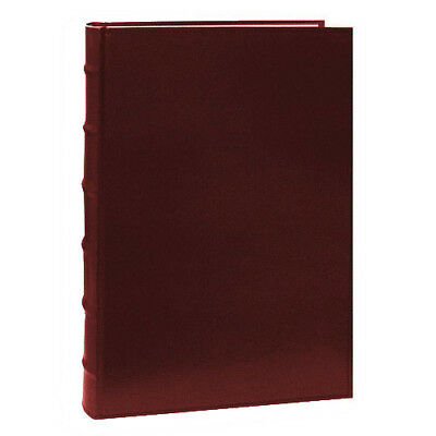 Pioneer Photo CLB346 Bonded Leather Bi-Directional 4x6 Album Burgundy 300 Photos