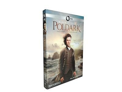 Poldark: The Complete First Season 1 (DVD, 2015, 3-Disc Set)