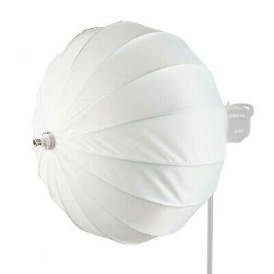 65cm Collapsible Diffuser Ball with Bowens S-Type Studio Essential Modifier