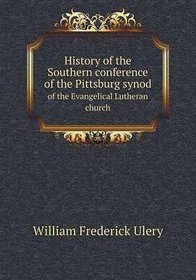 NEW History Of The Southern Conference Of The... BOOK (Paperback / softback)