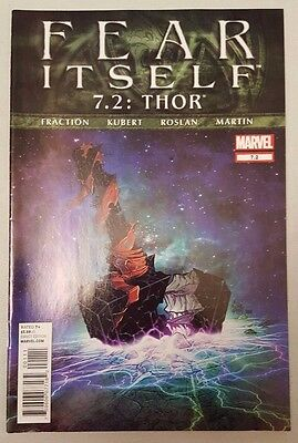 Fear Itself #7.2 Thor 2012 Marvel Comics VF Flat Shipping