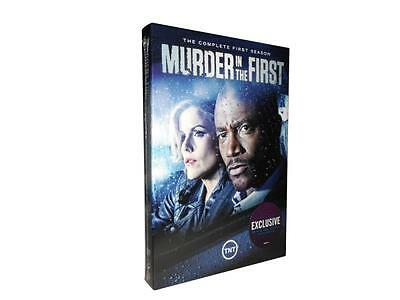 Murder in the First: The Complete First Season 1 (DVD, 2015, 3-Disc Set)