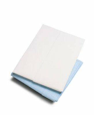 "Drape Sheet 2 Ply Tissue 40""x48"" White Disposable"