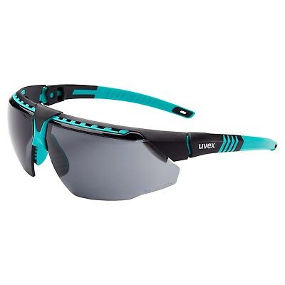 d4ae0a9f01 UVEX HYPERSHOCK SAFETY Glasses with Smoke Anti-Fog Lens